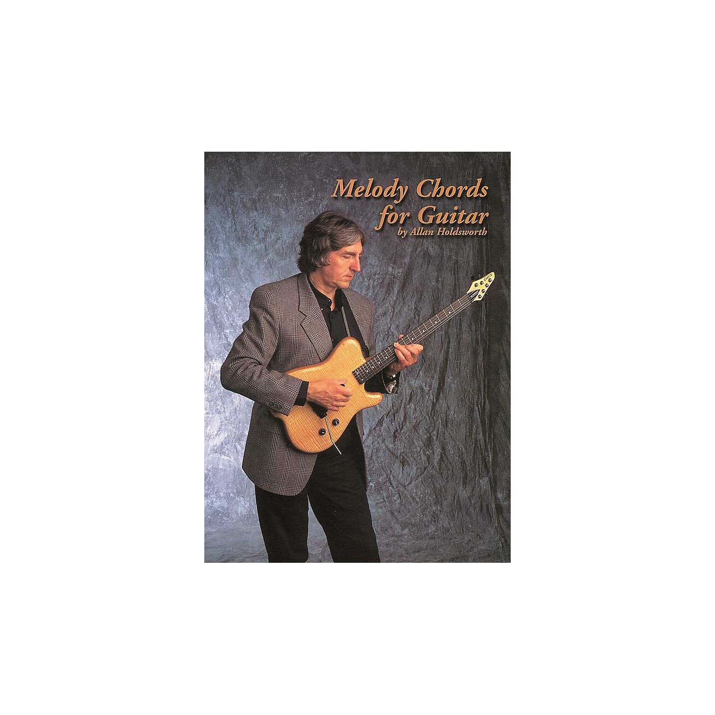 Centerstream Publishing Melody Chords for Guitar by Allan Holdsworth Book thumbnail
