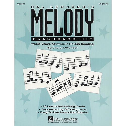 Hal Leonard Melody Flashcard Kit thumbnail