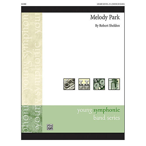 Alfred Melody Park Concert Band Grade 2.5 Set thumbnail