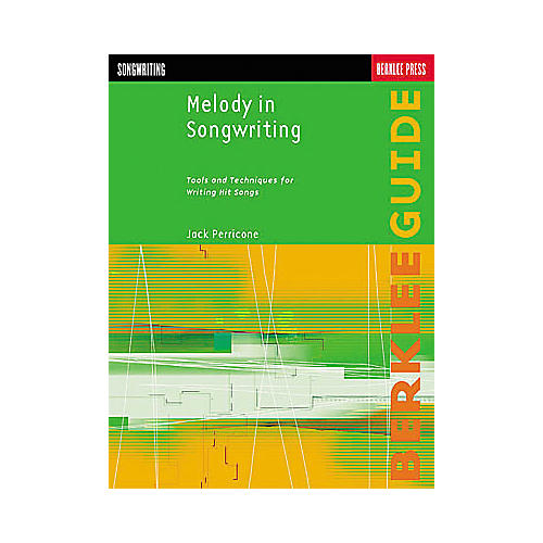 Berklee Press Melody in Songwriting Book thumbnail