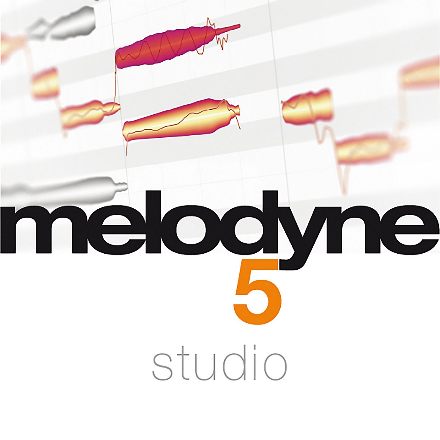 Celemony Melodyne 5 Studio from Editor 4 (Software Download) thumbnail