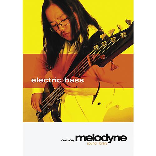 Celemony Melodyne Sound Library Electric Bass thumbnail
