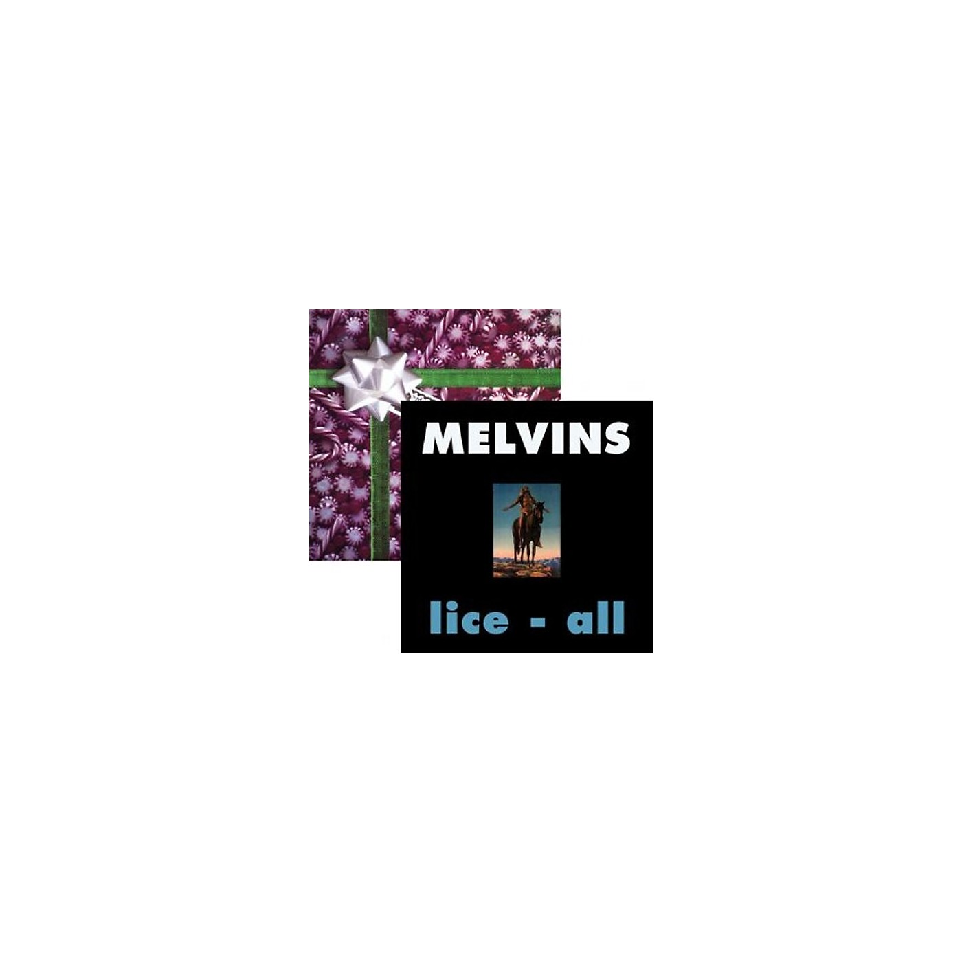 Alliance Melvins - Eggnog / Lice All thumbnail