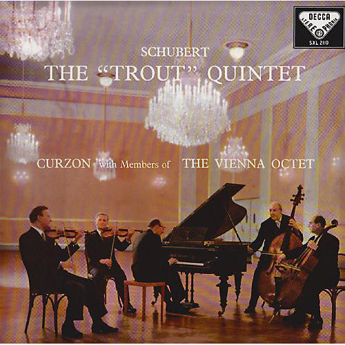 Alliance Members of the Vienna Octet - Trout Quintet thumbnail