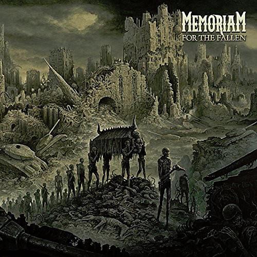 Alliance Memoriam - For The Fallen (Beer Vinyl) thumbnail