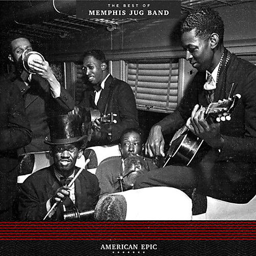 Alliance Memphis Jug Band - American Epic: The Best Of Memphis Jug Band thumbnail