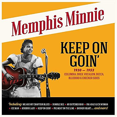 Alliance Memphis Minnie - Keep On Goin (Columbia Okeh Vocalion Decca Bluebird & Checker Sides) thumbnail