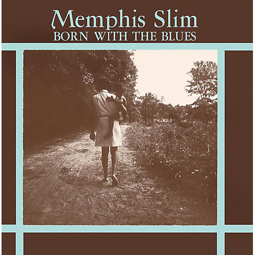 Alliance Memphis Slim - Born with the Blues thumbnail