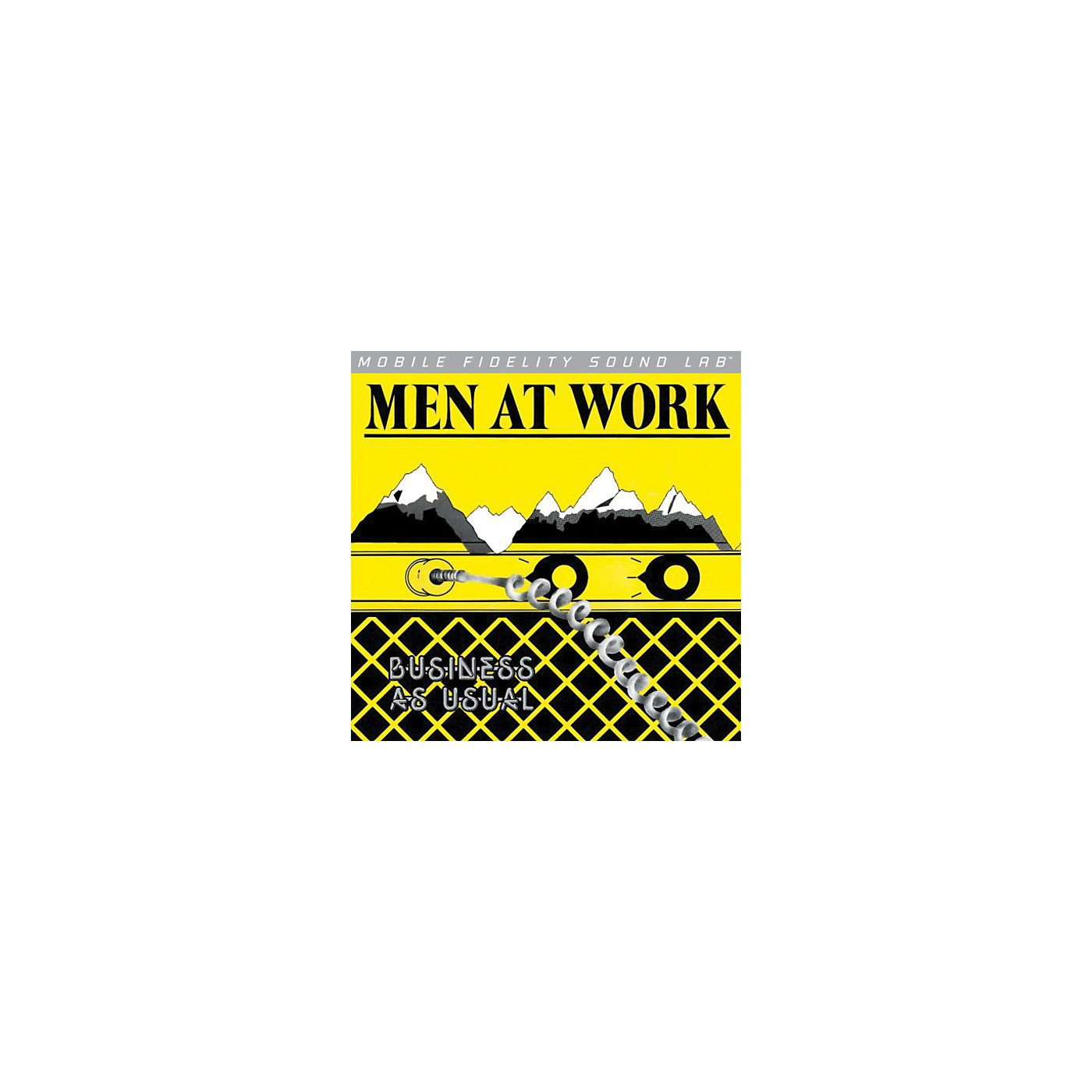 Alliance Men at Work - Business As Usual thumbnail