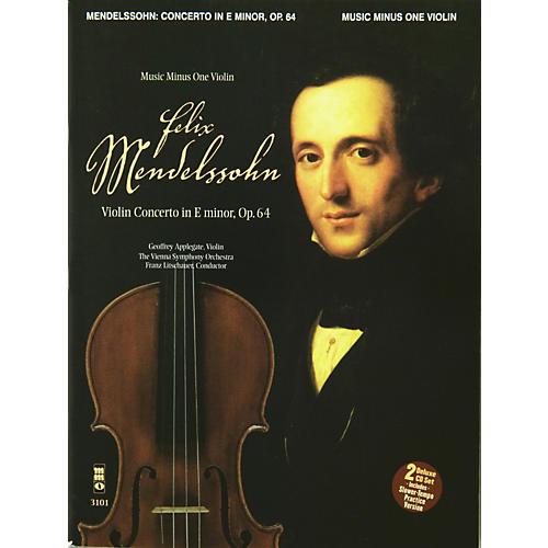 Hal Leonard Mendelssohn Violin Concerto thumbnail
