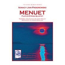 Theodore Presser Menuet (Book + Sheet Music)