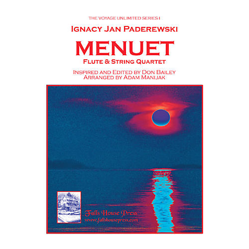 Theodore Presser Menuet (Book + Sheet Music) thumbnail