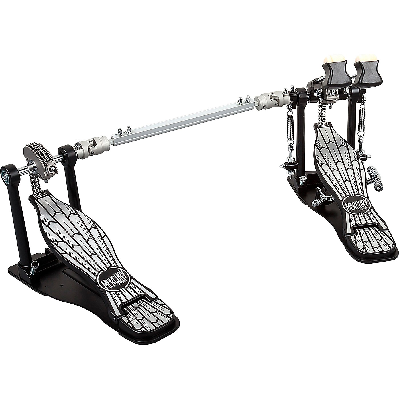 ddrum Mercury Double Bass Drum Pedal thumbnail