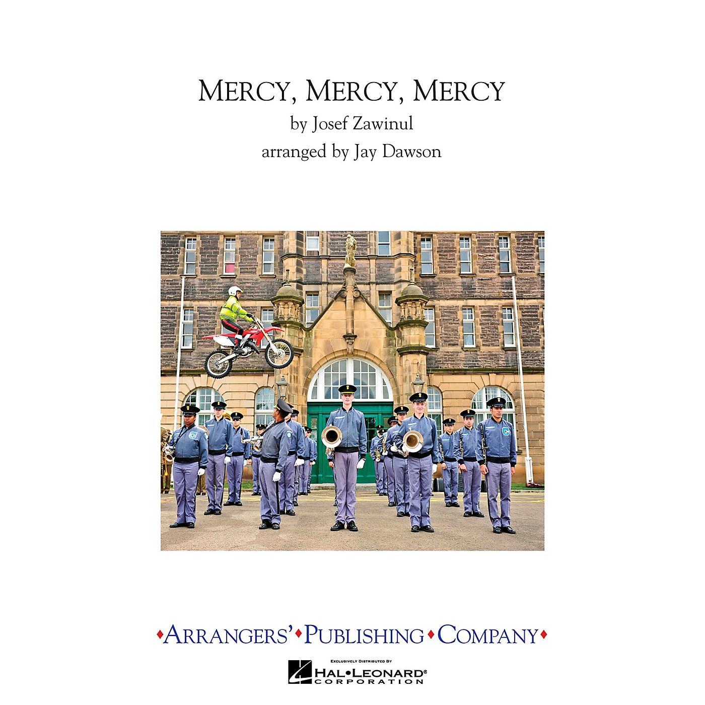 Arrangers Mercy, Mercy, Mercy Marching Band Level 3 Arranged by Jay Dawson thumbnail
