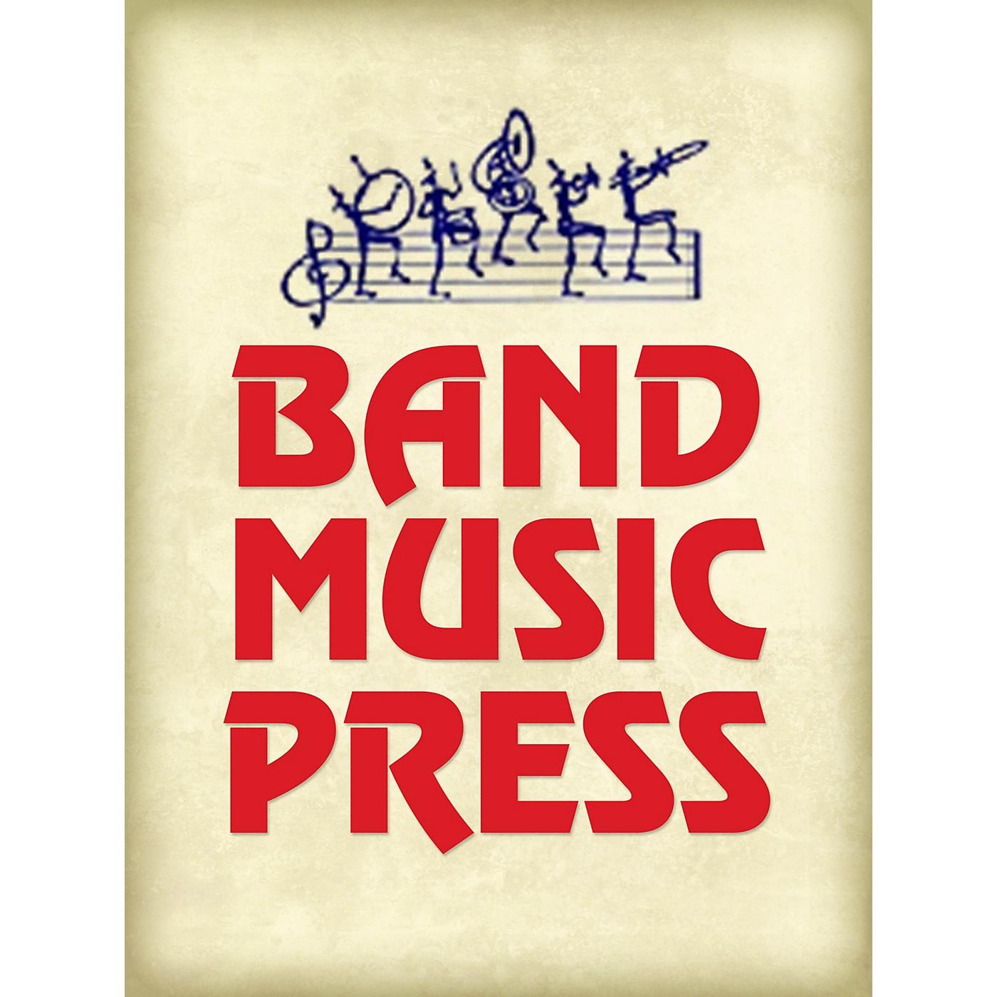 Band Music Press Merida Concert Band Level 2-2 1/2 Composed by Steve Pfaffman thumbnail