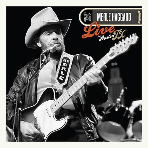 Alliance Merle Haggard - Live From Austin Tx thumbnail