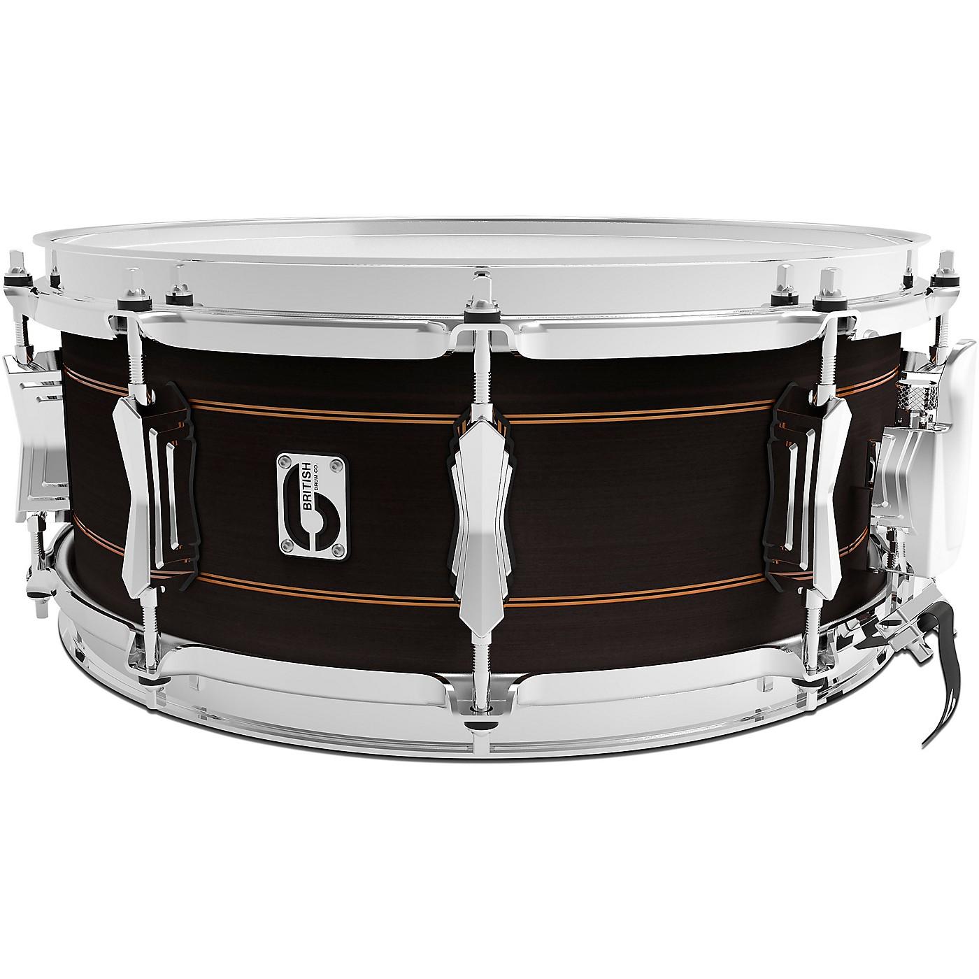 British Drum Co. Merlin Snare Drum thumbnail
