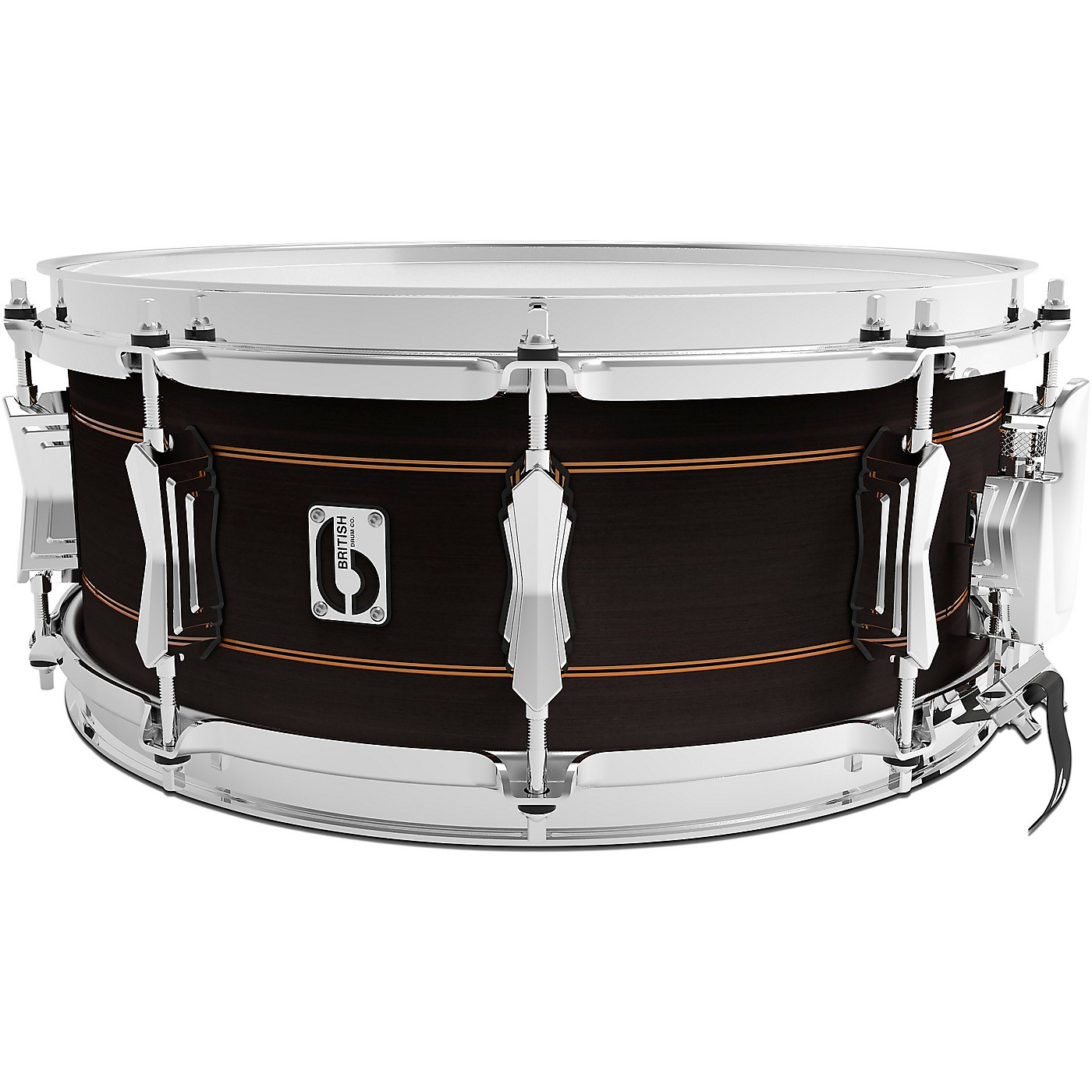 British Drum Co. Merlin Snare Drum thumbnail