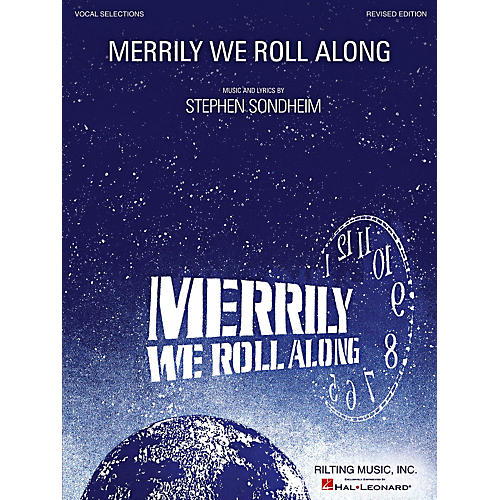 Hal Leonard Merrily We Roll Along - Vocal Selections thumbnail
