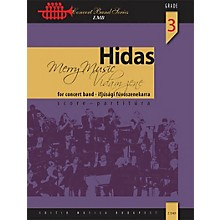 Editio Musica Budapest Merry Music (Wind Band Score) Concert Band Composed by Frigyes Hidas