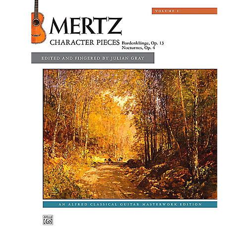 Alfred Mertz, Volume 1: Character Pieces - Book Intermediate thumbnail