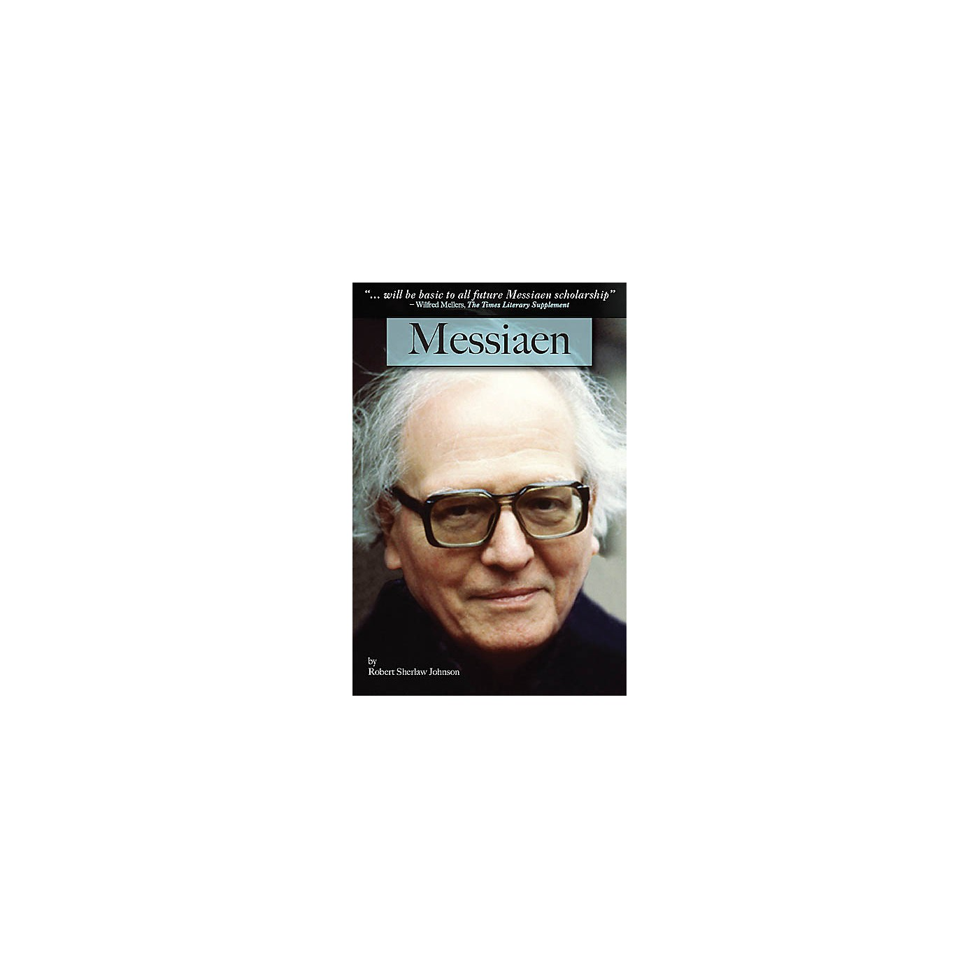 Omnibus Messiaen Omnibus Press Series Softcover thumbnail