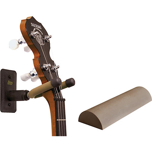 String Swing Metal Banjo Wall Hanger w/ Wall Bumper thumbnail