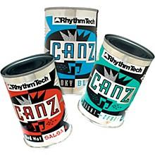 RhythmTech Metal CANZ Shakers Light And Zesty Green