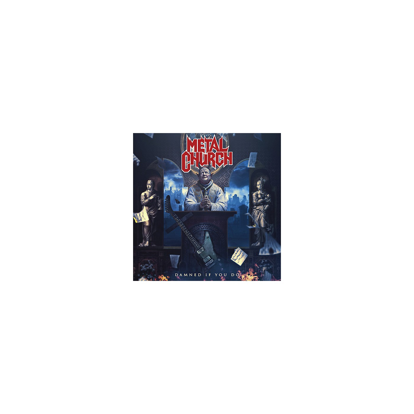 Alliance Metal Church - Damned If You Do (CD) thumbnail