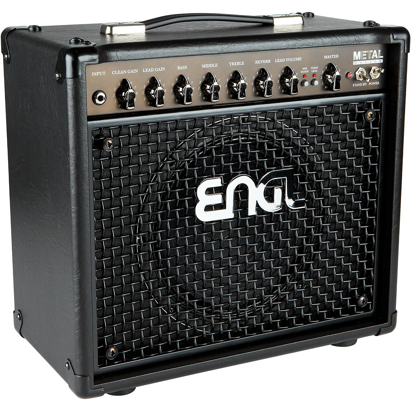 Engl MetalMaster 20W 1x10 Tube Guitar Combo Amp with Reverb thumbnail