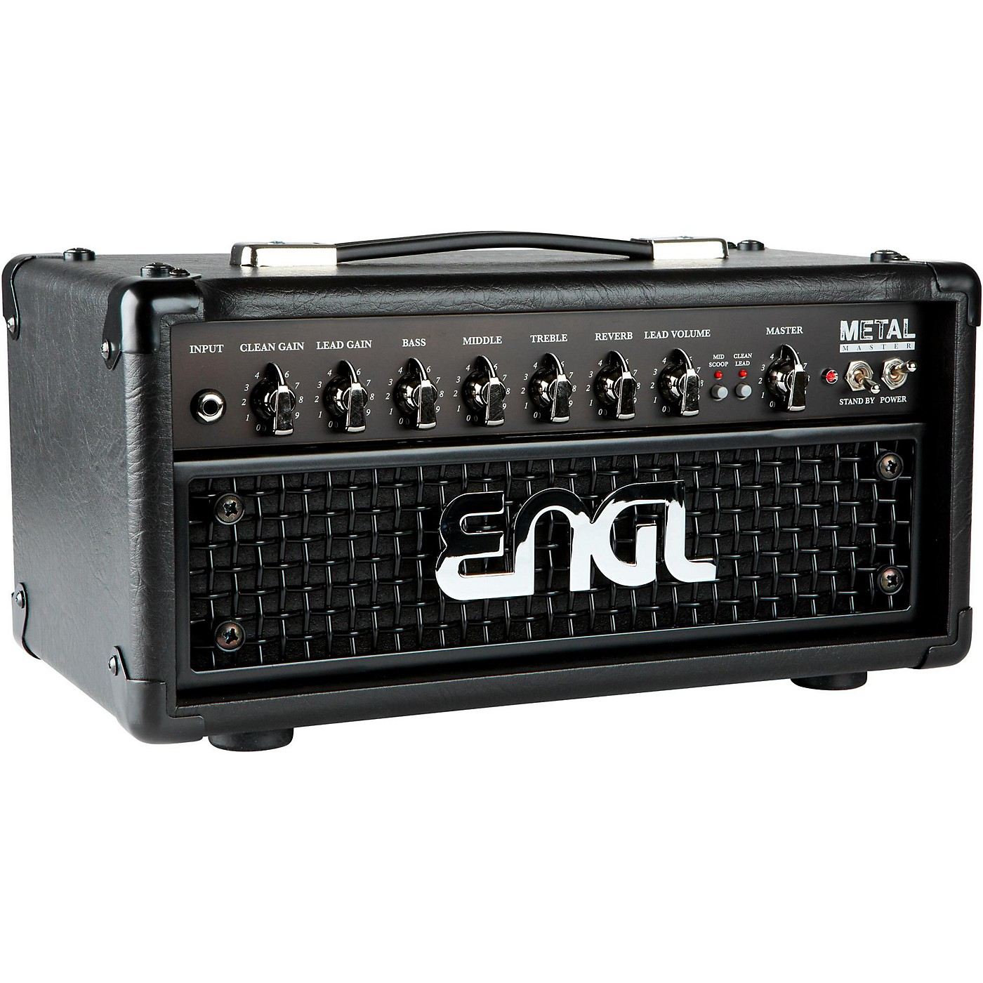 Engl MetalMaster 20W Tube Guitar Amp Head with Reverb thumbnail