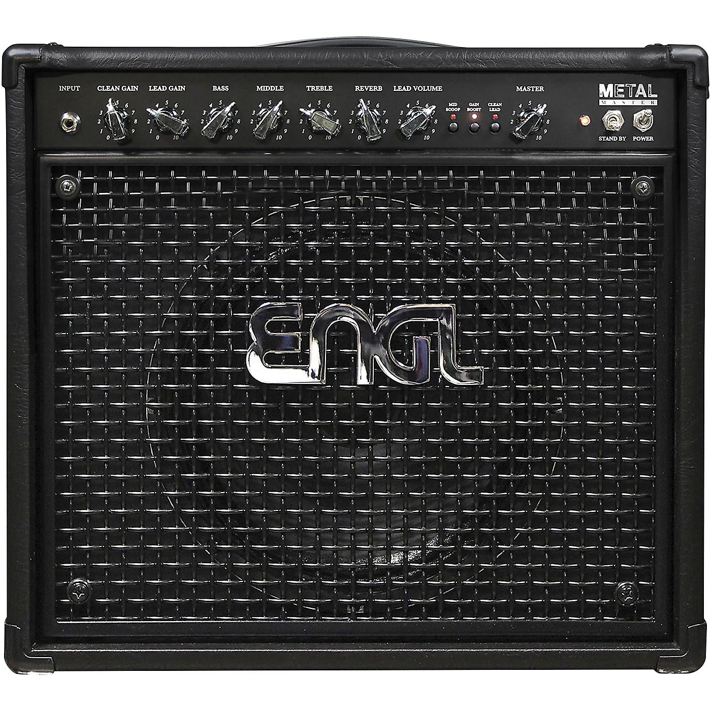 Engl MetalMaster 40 E314 40W 1x12 Tube Guitar Combo Amp thumbnail