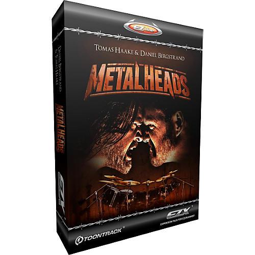 Toontrack Metalheads EZX thumbnail