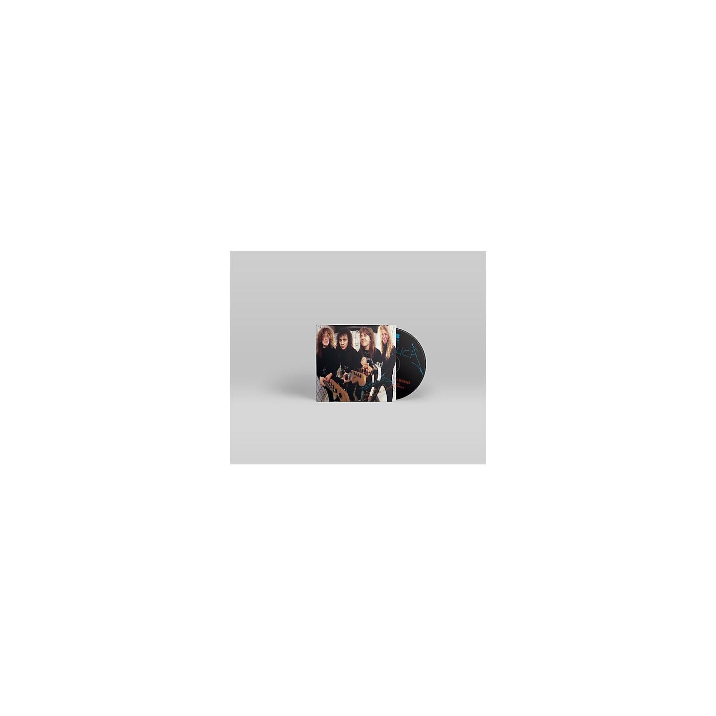 Alliance Metallica - $5.98 Ep - Garage Days Re-revisited (CD) thumbnail