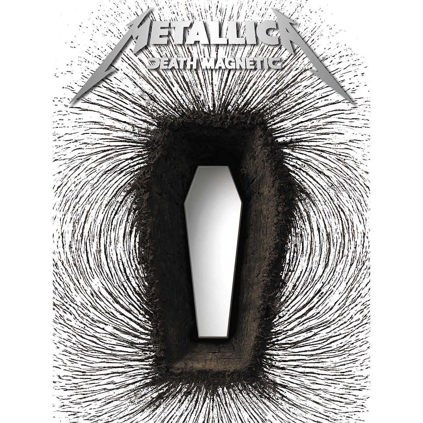 Cherry Lane Metallica - Death Magnetic Guitar Tablature Songbook thumbnail