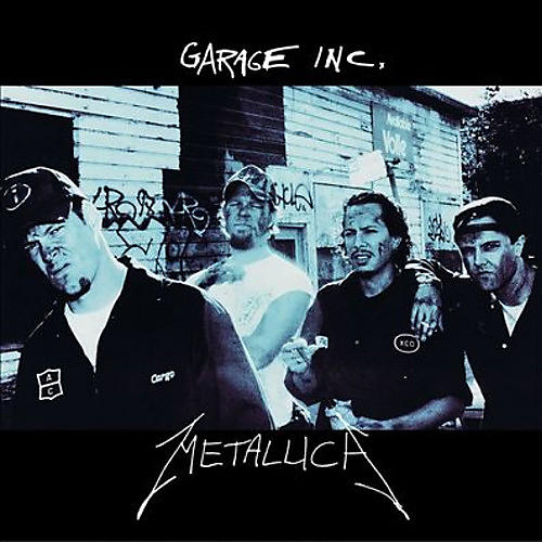 Alliance Metallica - Garage Inc thumbnail