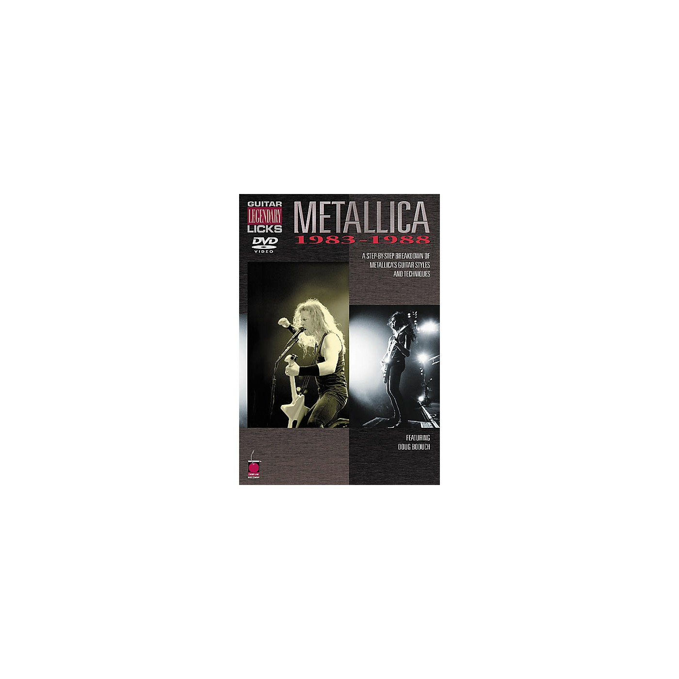 Cherry Lane Metallica - Guitar Legendary Licks 1983-1988 (DVD) thumbnail