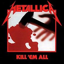 Metallica - Kill 'Em All Vinyl LP (180 Gram Vinyl)