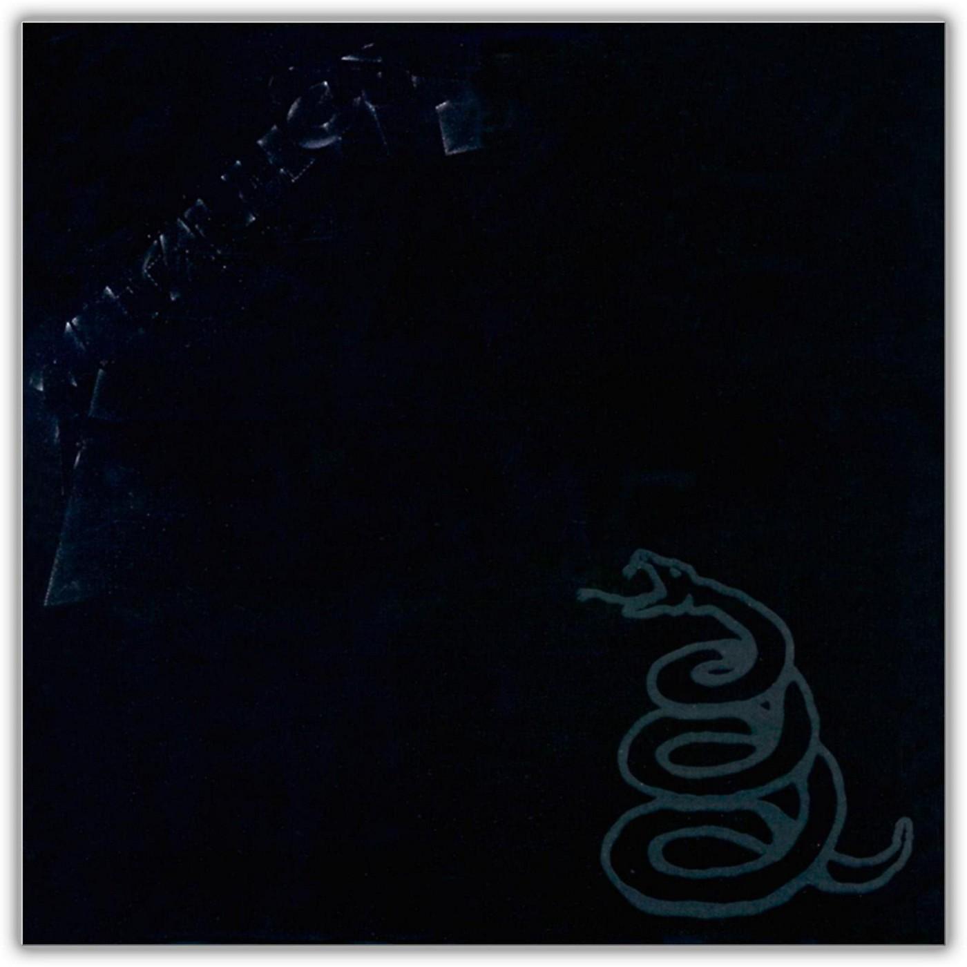 WEA Metallica - Metallica (The Black Album) Vinyl LP thumbnail