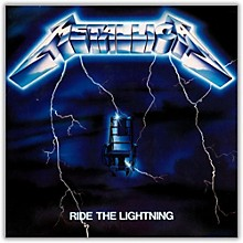 Metallica - Ride the Lightning Vinyl LP (180 Gram Vinyl)