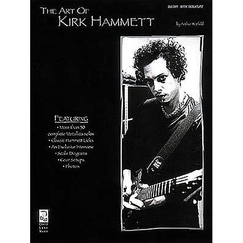 Hal Leonard Metallica - The Art of Kirk Hammett thumbnail