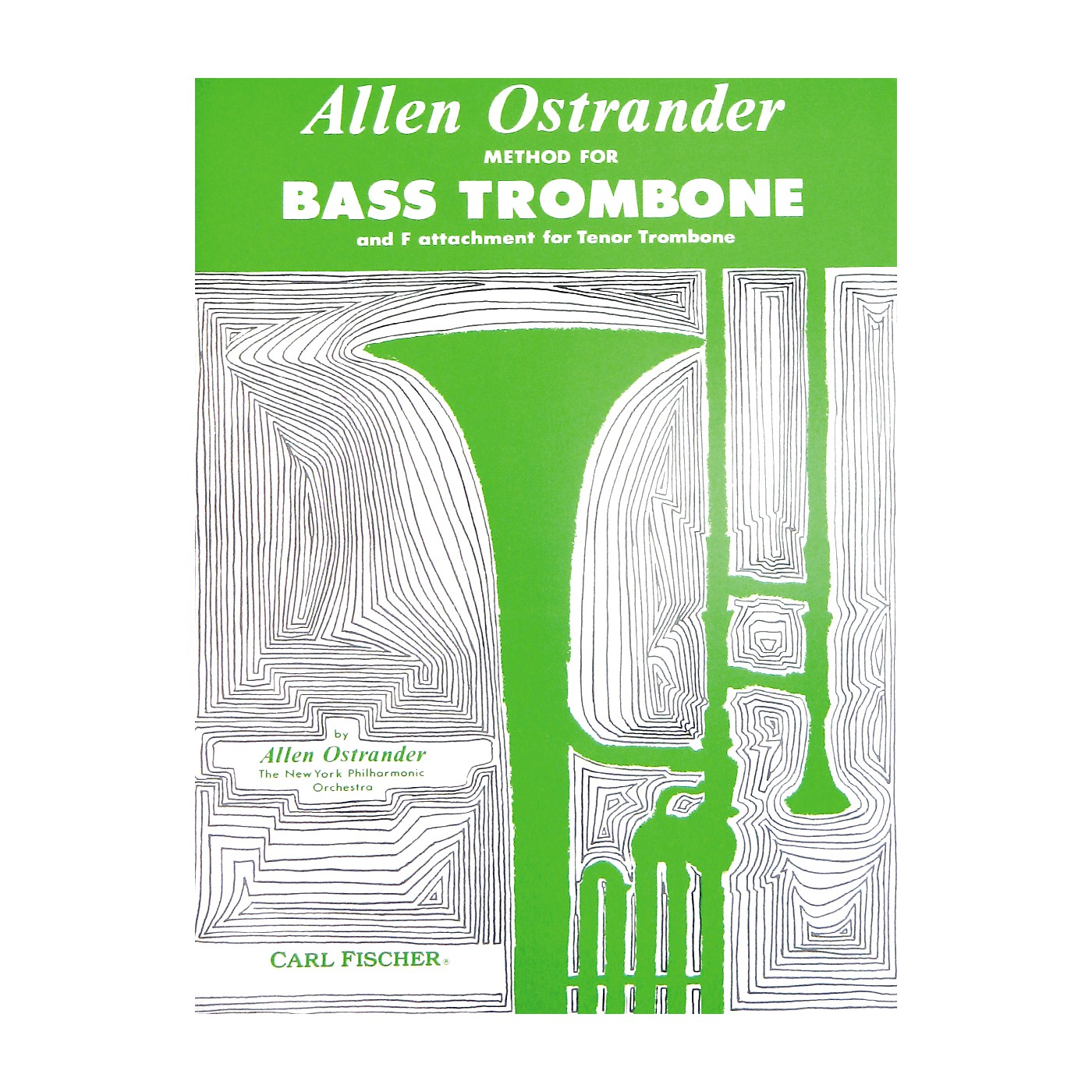Carl Fischer Method for Bass Trombone thumbnail