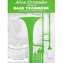 Carl Fischer Method for Bass Trombone