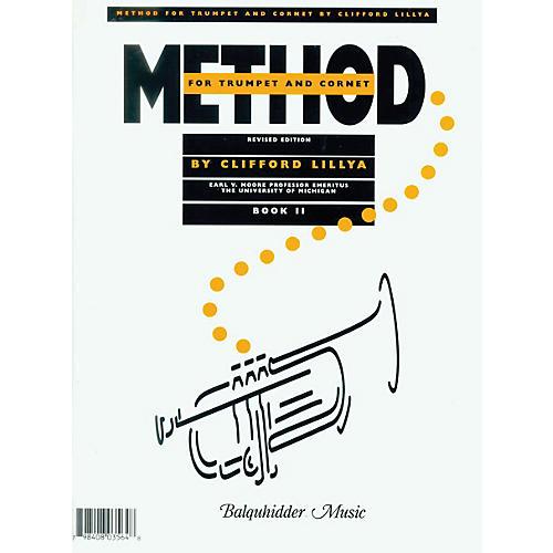 Carl Fischer Method for Trumpet and Cornet-Bk. II Book II thumbnail
