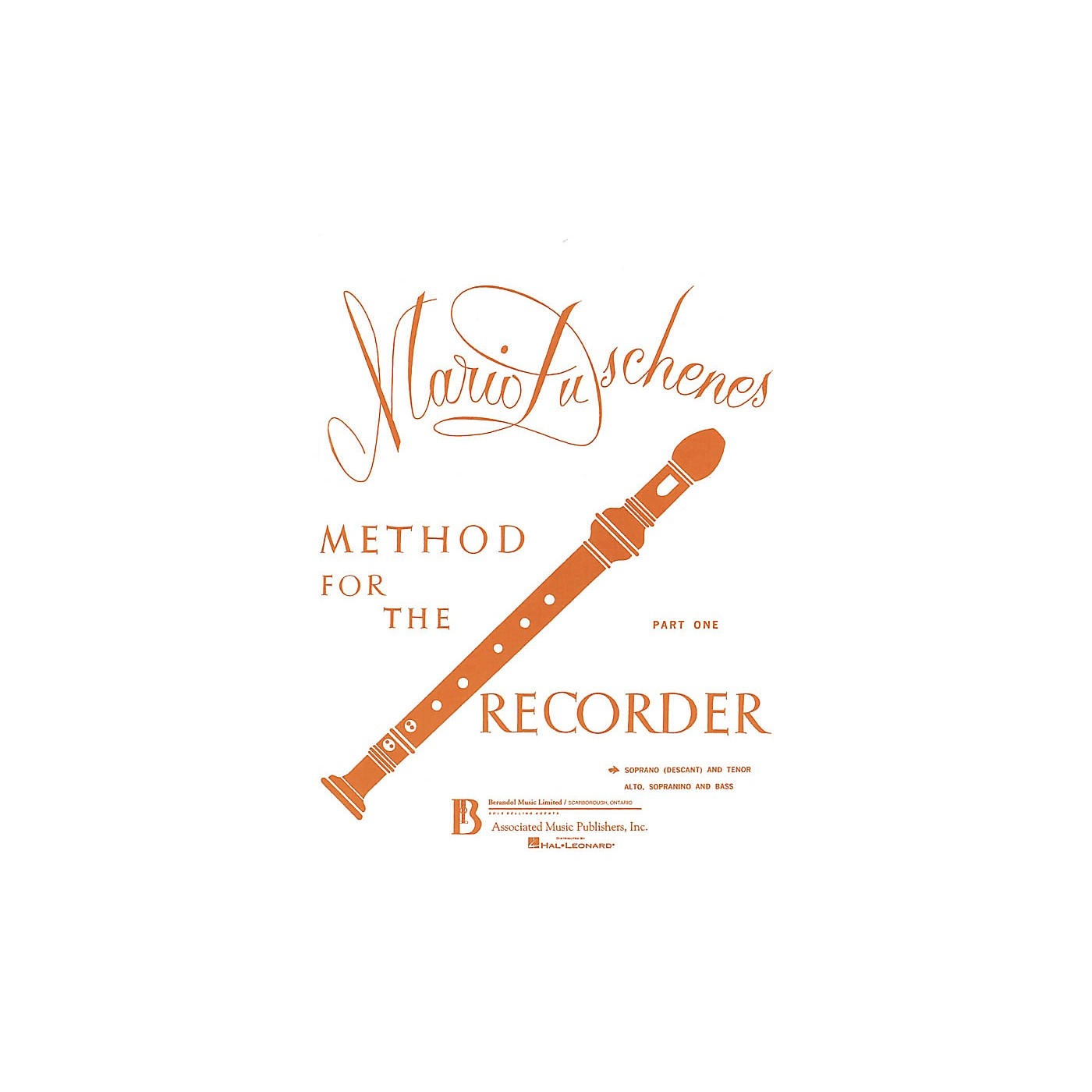 Associated Method for the Recorder - Part 1 (Recorder Method) Recorder Method Series by Mario Duschenes thumbnail