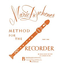 Associated Method for the Recorder - Part 1 (Recorder Method) Recorder Method Series by Mario Duschenes