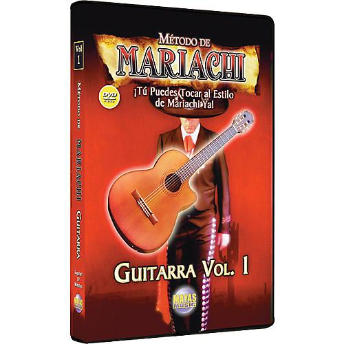Mel Bay Metodo De Mariachi Guitarra DVD, Volume 1 - Spanish-Only thumbnail