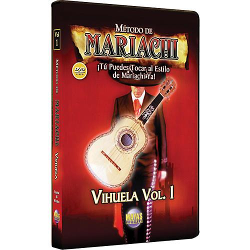 Mel Bay Metodo De Mariachi Vihuela DVD, Volume 1 - Spanish Only thumbnail