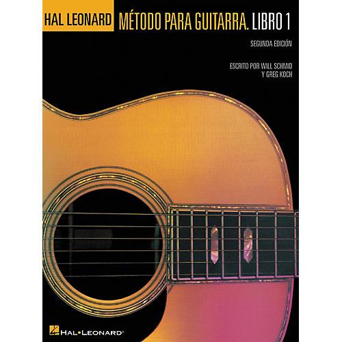 Hal Leonard Metodo Para Guitarra. Libro 1 - Segunda Edition thumbnail