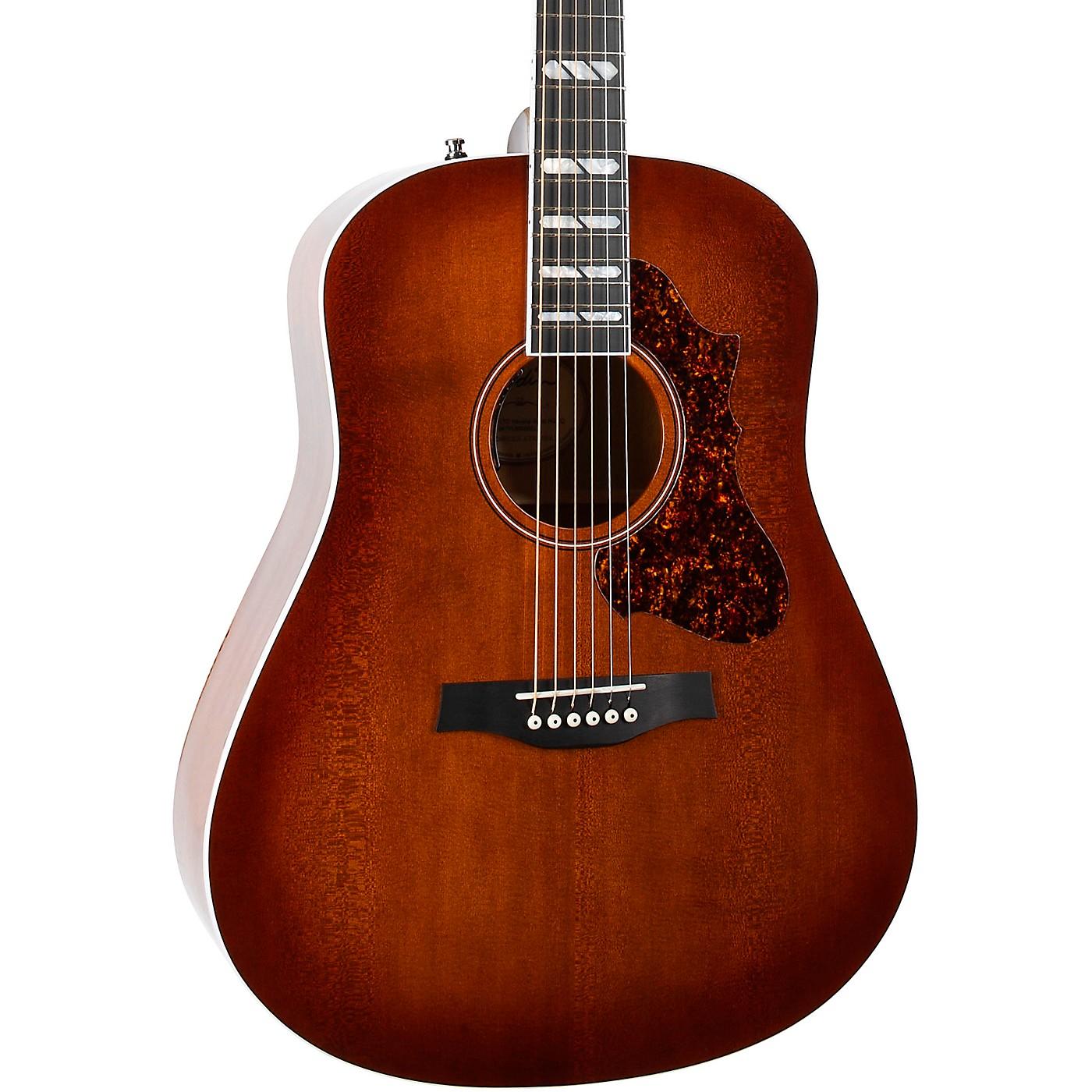 Godin Metropolis LTD Havana Burst HG EQ Acoustic-Electric Guitar thumbnail